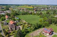 Bestwina - Zdjęcie z lotu ptaka, fot. ZeroJeden, V 2020