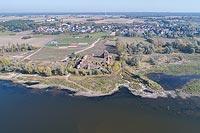 Bobrowniki - Zdjęcie lotnicze, fot. ZeroJeden, X 2018