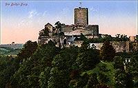 Zamek w Bolkowie - Zamek w Bolkowie w okresie międzywojennym