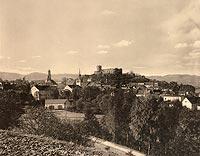 Zamek w Bolkowie - Robert Weber, Schlesische Schlosser, 1909