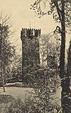 Zamek w Cieszynie - Wieża Piastowska na zdjęciu A.Błahuta z około 1940 roku