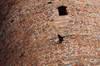 Zamek w Czersku - fot. ZeroJeden, IV 2005