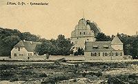 Giżycko - Zamek w Giżycku w 1932 roku