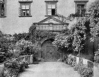 Zamek w Goli Dzierżoniowskiej - Robert Weber, Schlesische Schlosser, 1909
