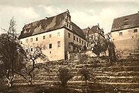 Zamek w Goli Dzierżoniowskiej - Dwór w Goli w okresie międzywojennym