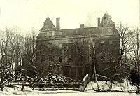 Zamek w Goli Dzierżoniowskiej - Dwór w Goli na zdjęciu Maxa Schillera z 1900 roku