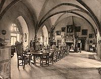 Zamek Grodziec - Robert Weber, Schlesische Schlosser, 1909