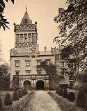 Zamek Grodztwo w Kamiennej Górze - Robert Weber, Schlesische Schlosser, 1909