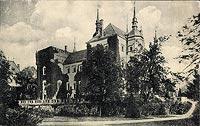 Zamek w Kliczkowie - Zamek w Kliczkowie w okresie międzywojennym