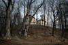 Zamek w Korzkwi - Widok od południa, fot. ZeroJeden, IV 2006
