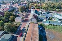 Zamek w Kowalu - Zdjęcie lotnicze, fot. ZeroJeden, X 2018