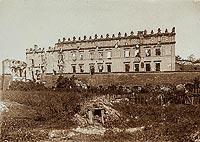 Zamek w Krupem - fot. Kazimierz Stefański, 1903