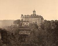 Zamek Książ - Robert Weber, Schlesische Schlosser, 1909