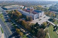Lublin - Zdjęcie lotnicze, fot. ZeroJeden, X 2018