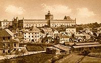 Zamek w Lublinie - Zamek w latach dwudziestych XX wieku