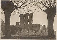 Zamek w Międzygórzu - Zamek w Międzygórzu na zdjęciu z lat 1927-39