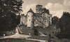 Zamek w Niedzicy - Zamek na widokówce międzywojennej