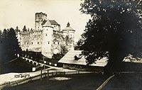 Zamek w Niedzicy - Zamek w Niedzicy, fot. T. i S. Zwoliński, 1929-1945