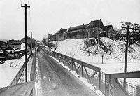 Nowy Sącz - Zamek w Nowym Sączu na zdjęciu J.Gawłowskiego z okresu międzywojennego