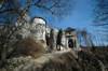 Zamek w Ojcowie - fot. ZeroJeden, IV 2006