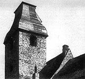 Oława - Zamek w Oławie w 1941 roku na zdjęciu Wernera Volperta