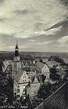 Zamek w Oleśnicy - Zamek w Oleśnicy na zdjęciu z 1939 roku