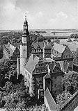Zamek w Oleśnicy - Zamek w Oleśnicy w 1934 roku