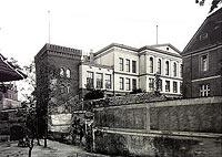 Zamek na Górce w Opolu - Zamek na Górce w okresie międzywojennym