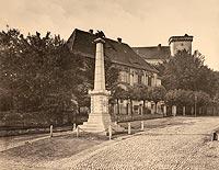 Zamek w Otmuchowie - Robert Weber, Schlesische Schlosser, 1909