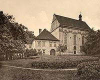 Zamek w Otyniu - Robert Weber, Schlesische Schlosser, 1909