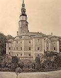 Zamek w Owieśnie - Robert Weber, Schlesische Schlosser, 1909
