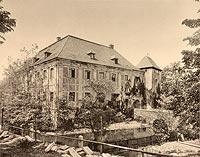Zamek w Pankowie - Robert Weber, Schlesische Schlosser, 1909
