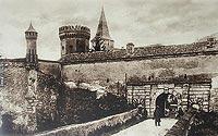 Zamek Pieskowa Skała - Zamek w okresie międzywojennym