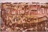 Zamek w Malborku - Oblężenie Malborka w 1460 roku według zaginionego obrazu z lat 1480-1485  [<a href=/bibl_ksiazka.php?idksiazki=211&wielkosc_okna=d onclick='ksiazka(211);return false;'>źródło</a>]