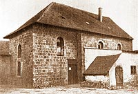 Zamek w Rurce - Kaplica zamkowa w Rurce, Die Bau- und Kunstdenkmäler der Provinz Pommern.T.2,Bd.2,H 6,Der Kreis Greifenhagen', 1902
