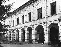 Zamek w Międzylesiu - Zamek w Międzylesiu w okresie międzywojennym