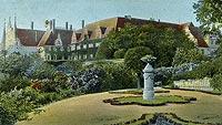 Siedlisko - Zamek w Siedlisku w okresie międzywojennym
