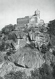 Zamek Chojnik w Sobieszowie - Chojnik w okresie międzywojennym
