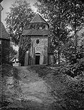 Zamek w �wieciu - Zdj�cie z okresu mi�dzywojennego