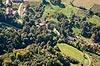 Zamek w Świeciu - Widok z lotu ptaka od północnego-wschodu, fot. ZeroJeden, X 2013