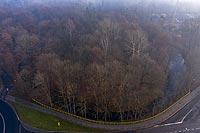 Zamek w Świerklańcu - fot. ZeroJeden, XII 2020