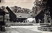 Zamek w Szczytnie - Zamek w Szczytnie w latach 20. XX wieku