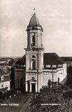 Zamek w Szprotawie - Zamek w Szprotawie na zdjęciu 1938 roku