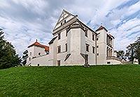 Zamek w Szydłowcu - fot. ZeroJeden, IX 2017