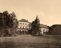 Zamek w Tworkowie - Robert Weber, Schlesische Schlosser, 1909