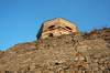 Zamek Krzyżtopór w Ujeździe - Foto: ZeroJeden, XII 2005