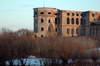 Zamek Krzyżtopór w Ujeździe - fot. ZeroJeden, XII 2005