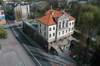 Zamek Ostrogskich w Warszawie - fot. ZeroJeden, IV 2005