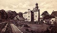 Zamek w Wołowie - Zamek w Wołowie w okresie międzywojennym
