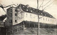 Zamek we Wschowie - Zamek we Wschowie w 1915 roku